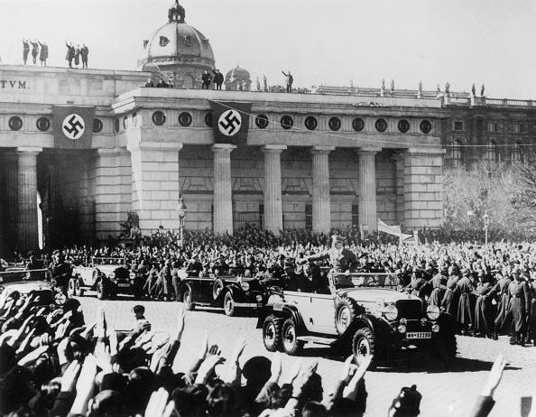 Austria「Hitler In Vienna」:写真・画像(8)[壁紙.com]