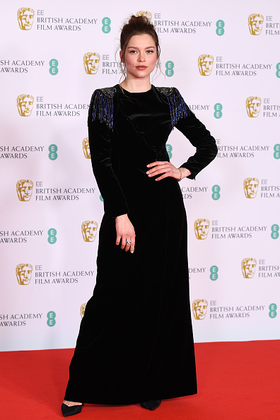 British Academy Film Awards「EE British Academy Film Awards 2021 - Arrivals」:写真・画像(9)[壁紙.com]