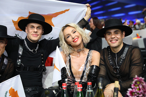 Republic Of Cyprus「Eurovision Song Contest 2019 - Green Room」:写真・画像(11)[壁紙.com]