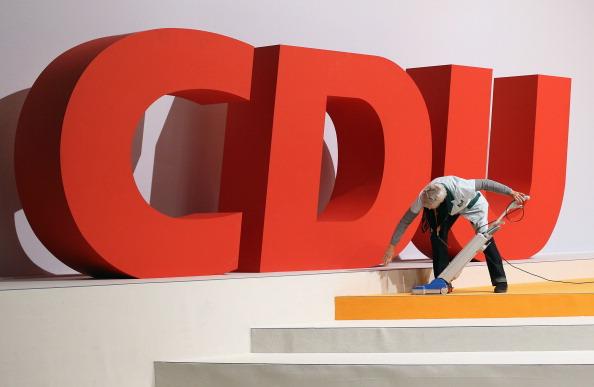 Christian Democratic Union「CDU Holds Federal Convention」:写真・画像(0)[壁紙.com]