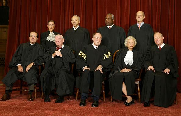 Justice - Concept「Supreme Court Justices Pose For Portraits」:写真・画像(12)[壁紙.com]