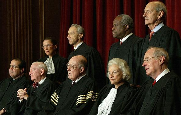 Justice - Concept「Supreme Court Justices Pose For Portraits」:写真・画像(16)[壁紙.com]