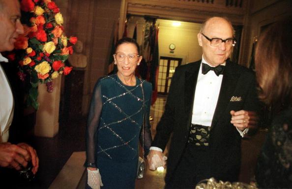 Husband「U.S. Supreme Court Justices at Gala Dinner」:写真・画像(3)[壁紙.com]