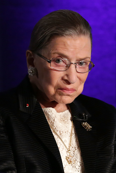 Justice - Concept「Supreme Court Justices Scalia and Ginsburg Discuss First Amendment At Forum」:写真・画像(4)[壁紙.com]