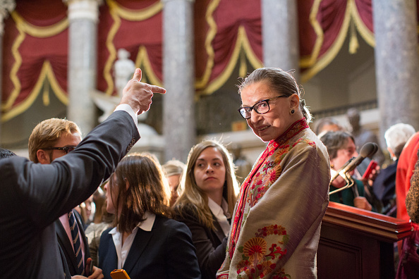 正義「U.S. Supreme Court Women Justices Are Honored On Capitol Hill For Women's History Month」:写真・画像(17)[壁紙.com]