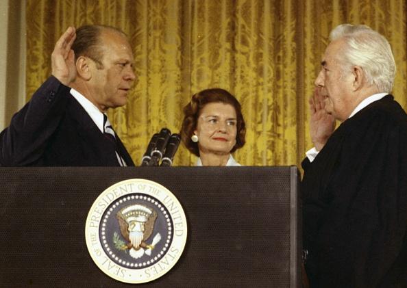Gerald Ford「Former President Gerald Ford Dies At Age 93」:写真・画像(11)[壁紙.com]