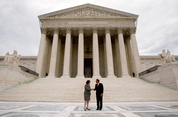 The Human Body「Sonia Sotomayor Attends Formal Investiture Ceremony At U.S. Supreme Court」:写真・画像(13)[壁紙.com]