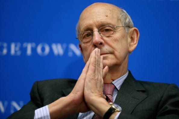 Justice - Concept「Supreme Court Justice Breyer Speaks At Georgetown Law Center Forum」:写真・画像(6)[壁紙.com]