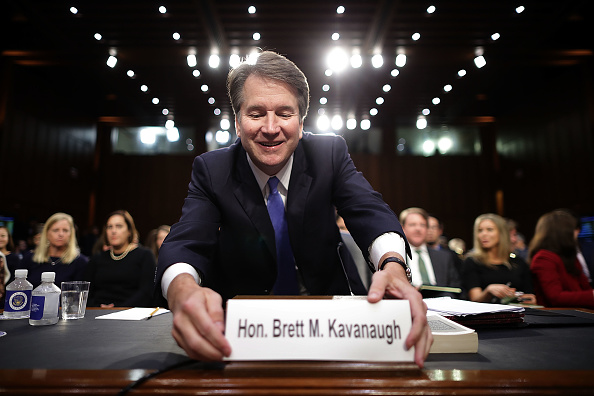 Testimony「Senate Holds Confirmation Hearing For Brett Kavanaugh To Be Supreme Court Justice」:写真・画像(12)[壁紙.com]