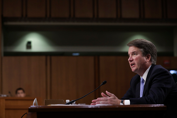 Court Hearing「Senate Holds Confirmation Hearing For Brett Kavanaugh To Be Supreme Court Justice」:写真・画像(4)[壁紙.com]