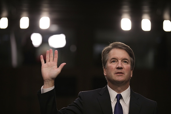 Court Hearing「Senate Holds Confirmation Hearing For Brett Kavanaugh To Be Supreme Court Justice」:写真・画像(19)[壁紙.com]