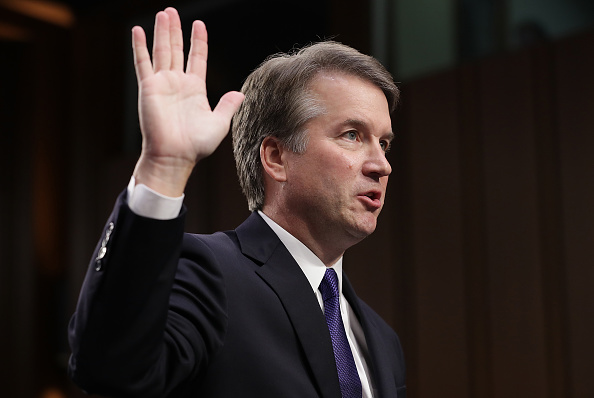 Court Hearing「Senate Holds Confirmation Hearing For Brett Kavanaugh To Be Supreme Court Justice」:写真・画像(17)[壁紙.com]