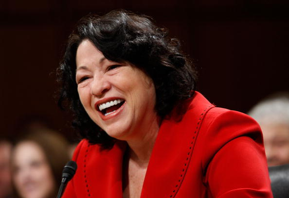 Answering「Confirmation Hearings For Supreme Court Nominee Sonia Sotomayor Continue」:写真・画像(18)[壁紙.com]