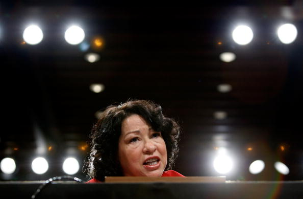 Answering「Confirmation Hearings For Supreme Court Nominee Sonia Sotomayor Continue」:写真・画像(17)[壁紙.com]