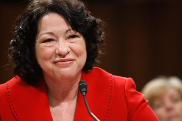 Answering「Confirmation Hearings For Supreme Court Nominee Sonia Sotomayor Continue」:写真・画像(19)[壁紙.com]