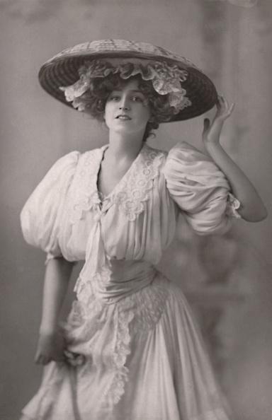 Edwardian Style「Miss Gabrielle Ray」:写真・画像(10)[壁紙.com]