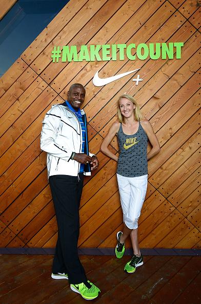 2012 Summer Olympics - London「NIKE RUNNING LEGENDS RUN FOREVER」:写真・画像(10)[壁紙.com]