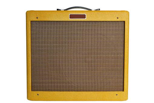 Rock Music「Vintage style guitar amplifier」:スマホ壁紙(9)