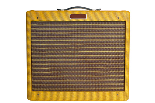 Rock Music「Vintage style guitar amplifier」:スマホ壁紙(19)