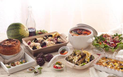 French Food「Food Spread」:スマホ壁紙(17)