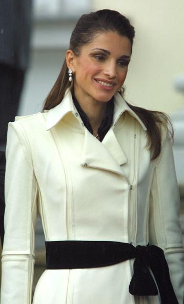 Schloss Bellevue「Jordanian Royals Visit Germany」:写真・画像(18)[壁紙.com]