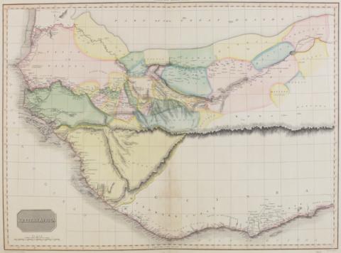 Latitude「Antique map of western Africa」:スマホ壁紙(10)