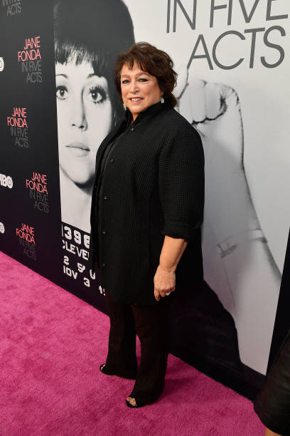 """Premiere Of HBO's """"Jane Fonda In Five Acts"""" - Red Carpet:ニュース(壁紙.com)"""