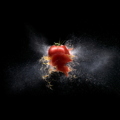 Destruction「tomato shootout 02 def」:スマホ壁紙(4)