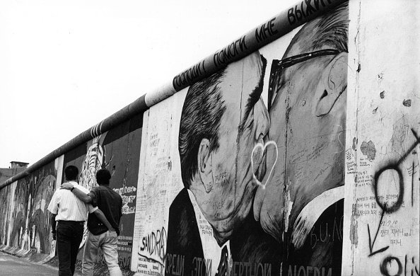 Graffiti「Berlin Wall」:写真・画像(15)[壁紙.com]