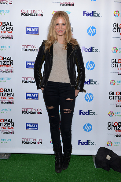 Erin Heatherton「2013 Global Citizen Festival in Central Park to End Extreme Poverty - VIP Lounge」:写真・画像(16)[壁紙.com]