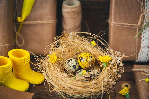 イースター「Easter decorations」:スマホ壁紙(10)