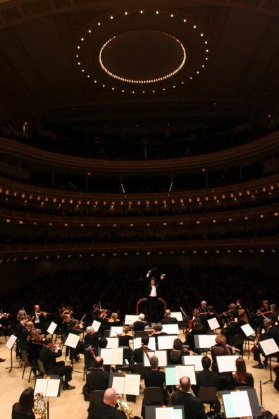 Carnegie Hall「Alan Gilbert」:写真・画像(11)[壁紙.com]