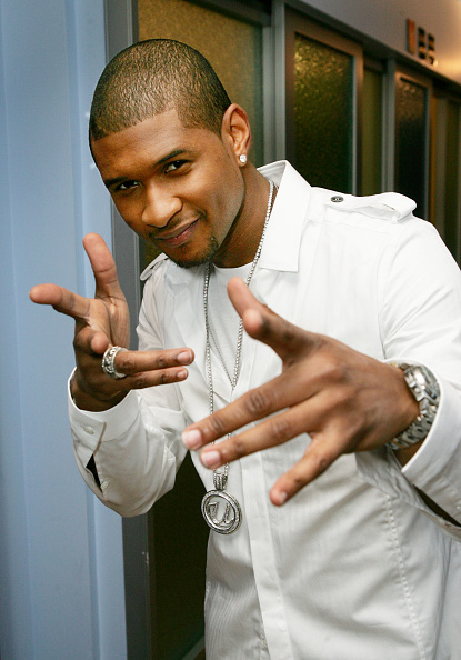 Usher - Singer「MTV TRL With Usher」:写真・画像(12)[壁紙.com]