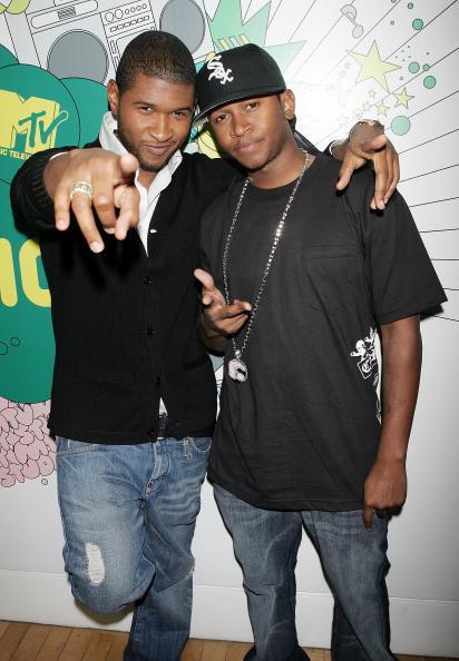 兄弟「MTV TRL With Usher, Jessica Biel & Cherish」:写真・画像(13)[壁紙.com]