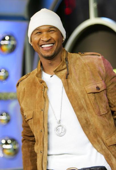 Usher - Singer「MTV TRL With Usher」:写真・画像(9)[壁紙.com]