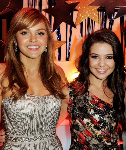 """Aimee Teegarden「Premiere Of Walt Disney Pictures' """"Prom"""" - After Party」:写真・画像(14)[壁紙.com]"""