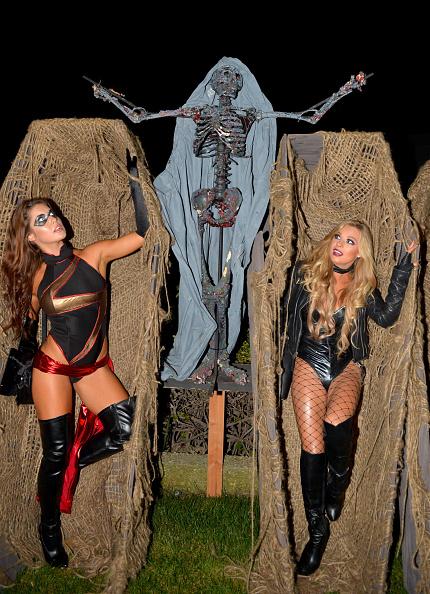 October「Playboy Mansion Hosts Annual Halloween Bash」:写真・画像(0)[壁紙.com]