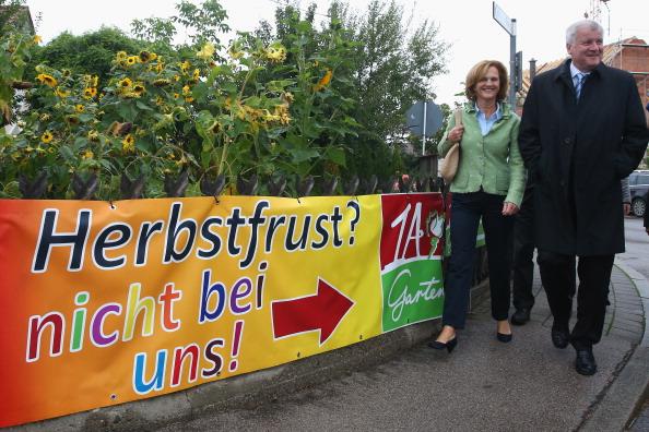 Ingolstadt「Bavaria Holds State Elections」:写真・画像(8)[壁紙.com]