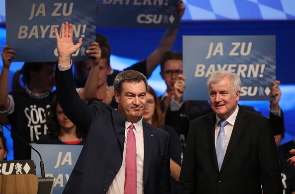 Decisions「CSU Holds Party Convention As Bavarian Elections Near」:写真・画像(9)[壁紙.com]