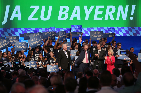 Bavaria「CSU Holds Party Convention As Bavarian Elections Near」:写真・画像(13)[壁紙.com]