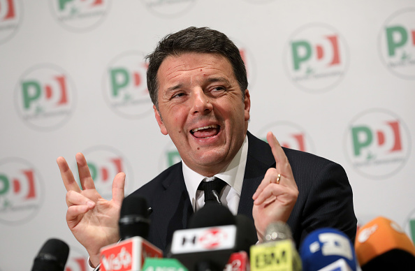 Politics「Italy Headed For Hung Parliament As Election Results Come In」:写真・画像(17)[壁紙.com]