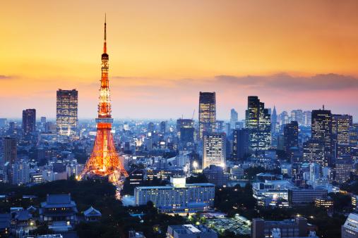 Tokyo Tower「Tokyo Tower」:スマホ壁紙(0)