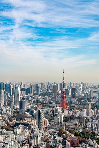 Japan「東京タワー 」:スマホ壁紙(6)