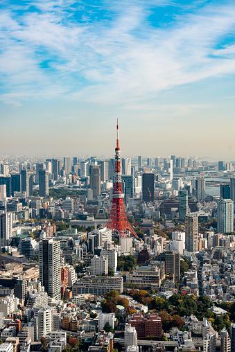 Japan「東京タワー 」:スマホ壁紙(16)