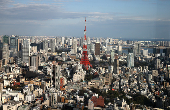 Tokyo Tower「The Duke Of Cambridge Visits Japan - Day 2」:写真・画像(17)[壁紙.com]