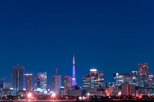 Tokyo Tower「Tokyo Tower」:スマホ壁紙(7)