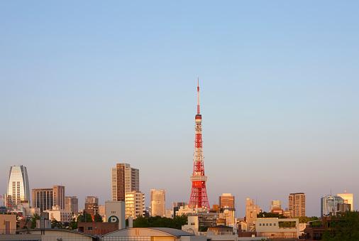 Tokyo Tower「Tokyo Tower, Roppongi, Tokyo, Japan」:スマホ壁紙(0)