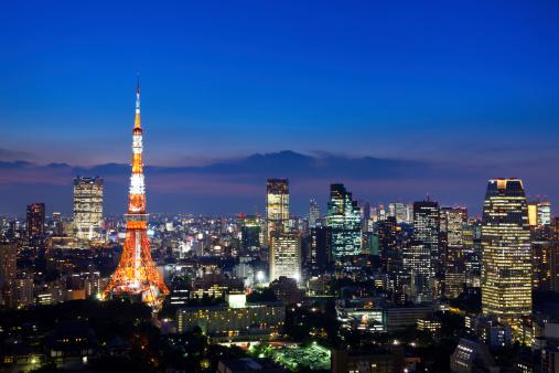Tokyo Tower「Tokyo Tower」:スマホ壁紙(11)