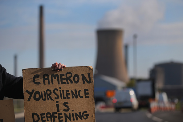 Politics and Government「Tata Steel Expected To Axe Jobs In Scunthorpe Today」:写真・画像(2)[壁紙.com]