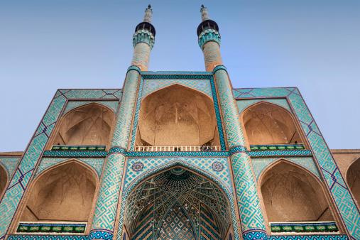 Iranian Culture「Chakhmaq Amir Complex in Yazd」:スマホ壁紙(0)